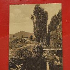 Postales: ALCARAZ POTRERA CLICHES PEDRO ROMAN CASA GARCIA ALBACETE SC ORIGINAL. Lote 293931353