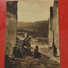 Postales: ALCARAZ SALIDA CANTON ANIMADA CLICHES PEDRO ROMAN CASA GARCIA ALBACETE SC ORIGINAL. Lote 293931828