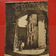 Postales: ALCARAZ SUBIDA CASTILLOS ANIMADA CLICHES PEDRO ROMAN CASA GARCIA ALBACETE SC ORIGINAL. Lote 293932053