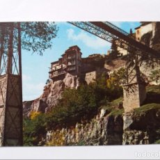 Postales: POSTAL - CUENCA - PUENTE DE SAN PABLO Y CASAS COLGADAS -S/C. Lote 295631478