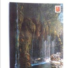 Postales: POSTAL - CUENCA - NACIMIENTO DEL RIO CUERVO - S/C. Lote 295631678