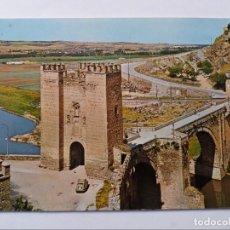 Postales: POSTAL - TOLEDO - PUENTE DE ALCANTARA. Lote 295650748