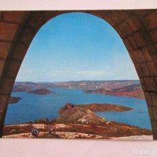 Postales: POSTAL GUADALAJARA - SACEDON - EMBALSE ENTREPEÑAS - FITER - 1969 - SIN CIRCULAR. Lote 295979693
