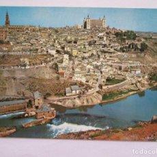Postales: POSTAL TOLEDO - VISTA GENERAL - ARRIBAS 1 - 1967 - CIRCULADA. Lote 295979988