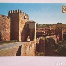 Postales: POSTAL TOLEDO - MURALLAS Y PUENTE SAN MARTIN - DOMINGUEZ 19 - 1979 - SIN CIRCULAR. Lote 295980123