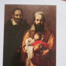 Postales: POSTAL TOLEDO - LA MUJER BARBUDA - JULIO DE LA CRUZ 4625 - 1967 - SIN CIRCULAR. Lote 295990048