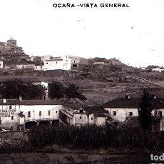 Postales: OCAÑA (TOLEDO) - VISTA GENERAL. Lote 296753288