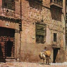 Postales: TOLEDO- 19 PLAZA SANTA ISABEL Y CATEDRAL. Lote 296797893