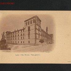 Postales: POSTAL DE LEON: SAN MARCOS. VISTA GENERAL (THOMAS NUM.7). Lote 1504981