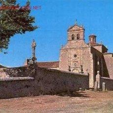 Postales: *SORIA* ERMITA NTRA.SRA. MIRON Y MONUMENTO SAN SATURIO (1966). Lote 204402375