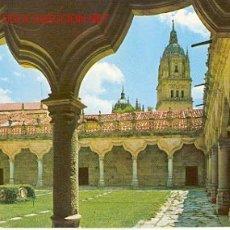 Postales: SALAMANCA - PATIO DE ESCUELAS MENORES. Lote 16914546