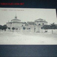 Postales: POSTAL AVILA.CONVENTO DE LA ENCARNACIÓN. Lote 341962