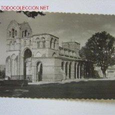 Postales: AVILA BASILICA DE SAN VICENTE. Lote 2635866