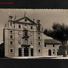 Postales: POSTAL DE AVILA: FACHADA CONVENTO STA.TERESA. Lote 1361157