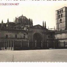 Postal de Zamora. Catedral.