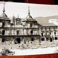 Postales: ANTIGUA POSTAL DE PONFERRADA (LEON) - AYUNTAMIENTO - PARIS J.M.. Lote 579408