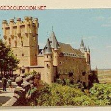 Postales: 18 SEGOVIA PRINCIPAL DEL ALCAZAR . Lote 13264625
