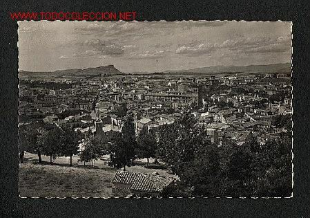 POSTAL DE SORIA: VISTA GENERAL (ED.GARCIA GARRABELLA NUM. 2) (Postales - España - Castilla y León Antigua (hasta 1939))