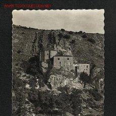 Postales: POSTAL DE SORIA: ERMITA DE SAN SATURIO (ED.GARCIA GARRABELLA NUM. 22). Lote 680507