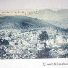 Postales: ARENAS DE SAN PEDRO, ÁVILA. VISTA PARCIAL. NUEVA, SIN CIRCULAR. FOTO YLLERA, PLATÓN PÉREZ. Lote 24265185
