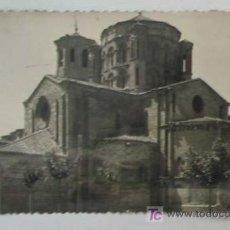 Postales: TARJETA POSTAL TORO (ZAMORA). COLEGIATA (ROMÁNICA-GÓTICA, SIGLO XII). . Lote 3193325