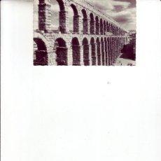 Postales: POSTAL FOTOGRAFICA DE SEGOVIA CIRCULADA EN 1959. Lote 3649082