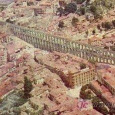 Postales: POSTAL SERIE IBERIA SEGOVIA ACUEDUCTO ROMANO. Lote 3649099