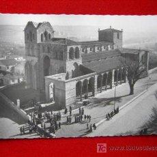 Postales: AVILA, VISTA PANORAMICA DE LA BASÍLICA DE SAN VICENTE TP3419 . Lote 3660814