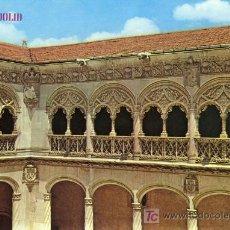 Postales: A0455 VALLADOLID - PATIO DEL COLEGIO SAN GREGORIO - &ALF. Lote 3685170