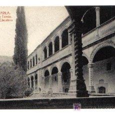 Postales: AVILA - SANTO TOMÁS. LOS CLAUSTROS. Lote 5762755