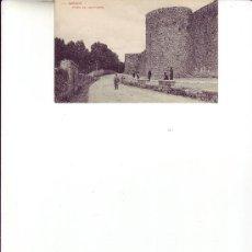 Postales: POSTAL FOTOTIPIA DE HAUSER Y MENET. BURGOS.PASEO DE LOS CUBOS.. Lote 16747676