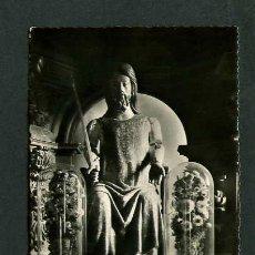Cartoline: MONASTERIO DE LAS HUELGAS *IMAGEN DE SANTIAGO* ED. H. A. ESPAÑOLA Nº 78. NUEVA.. Lote 4896365