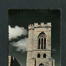 Postales: PALENCIA *TORRE DE SAN MIGUEL* ED. SICILIA Nº 20. CIRCULADA PALENCIA 1959.. Lote 4896647