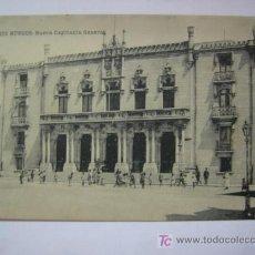 Postales: ANTIGUA POSTAL BURGOS-CAPITANIA GENERAL. Lote 20583610