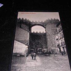 Postales: AVILA, PUERTA DEL ALCAZAR. Lote 5309496