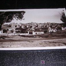 Postales: AVILA, VISTA GENERAL. Lote 5309516