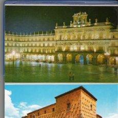 Postales: LIBRO DE 20 POSTALES DE SALAMANCA MONUMENTAL . Lote 5610854