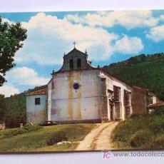 Postales: RIAZA (SEGOVIA) ERMITA DE NUESTRA SEÑORA DE HONTANARES - SIN CIRCULAR -HELIOTIPIA ARTÍSTICA ESPAÑOLA. Lote 16844162
