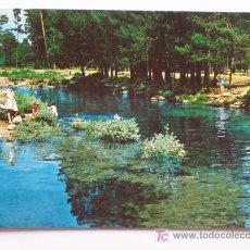 Postales: VINUESA (SORIA) - RIO REVINUESA - CIRCULADA AÑO 1969 - EDITA F.I.T.E.R.. Lote 16870650