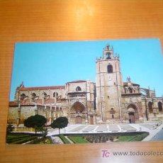Postales: POSTAL PALENCIA CATEDRAL. Lote 19468986