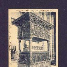 Postales: POSTAL DE AVILA: SEPULCRO DE SAN VICENTE (HAUSER Y MENET NUM.790). Lote 5894265