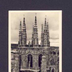Postales: POSTAL DE BURGOS: CATEDRAL, CRUCERO. Lote 5902237