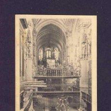Postales: POSTAL DE BURGOS: CATEDRAL, INTERIOR (COL.ASLOC). Lote 5910415