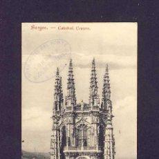 Postales: POSTAL DE BURGOS: CATEDRAL, CRUCERO (COL.EXCELSIOR). Lote 5910463