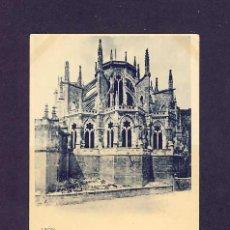 Postales: POSTAL DE LEON: CATEDRAL (HAUSER Y MENET NUM.47). Lote 5924597