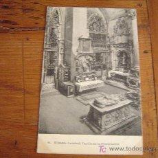 Postales: POSTAL DE BURGOS.41 CATEDRAL, CAPILLA DE LA PRESENTACIÓN. Lote 6307863