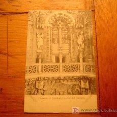 Postales: POSTAL DE BURGOS. CATEDRAL,INTERIOR DEL CRUCERO. Lote 6308154