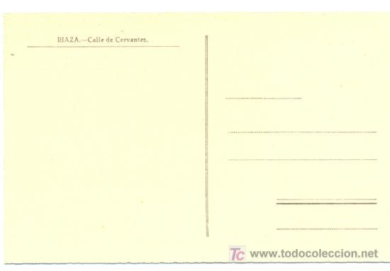 Postales: RIZA ... Calle de Cervantes - Foto 2 - 18385558