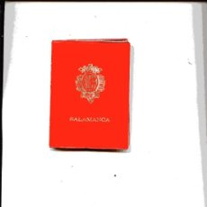 Postales: SALAMANCA. MINIBLOCK CON 20 POSTALES. Lote 6449921