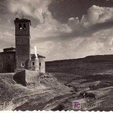 Postales: SEGOVIA. IGLESIA DE LOS TEMPLARIOS. ESCRITA EN LAPIZ, NO CIRCULADA.. Lote 6535610
